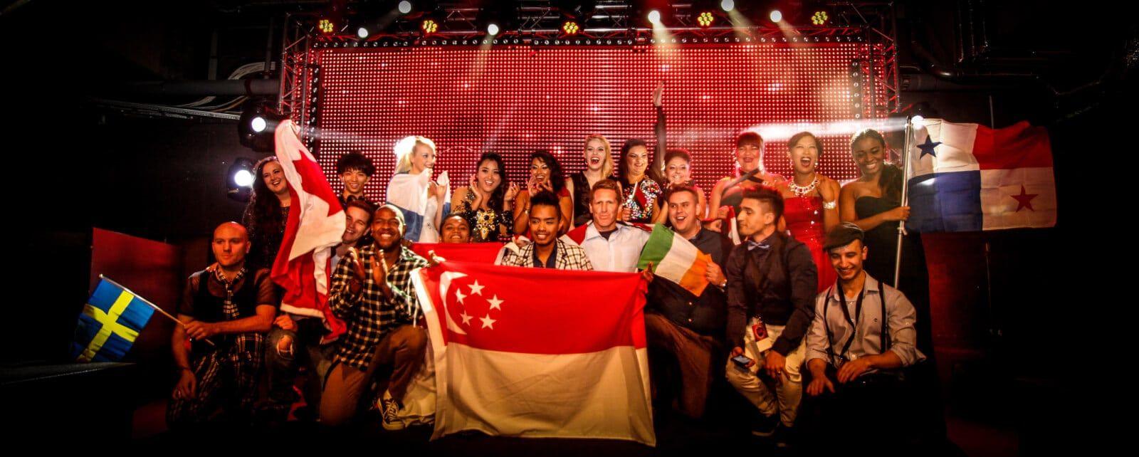 KWC 2014 semifinalists