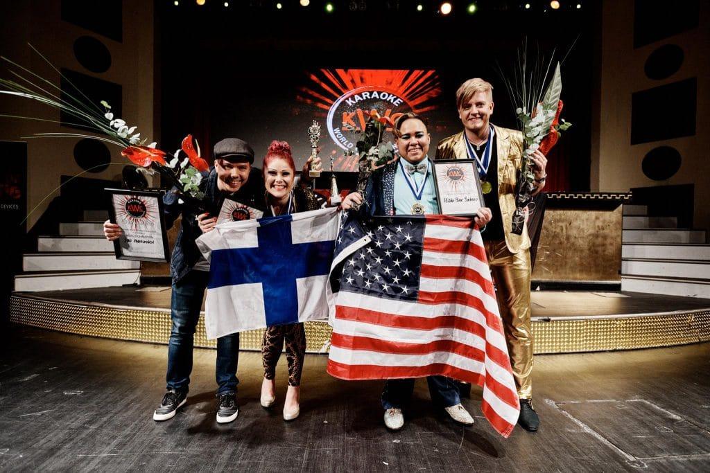 KWC - Karaoke World Championships | Best singers in the world