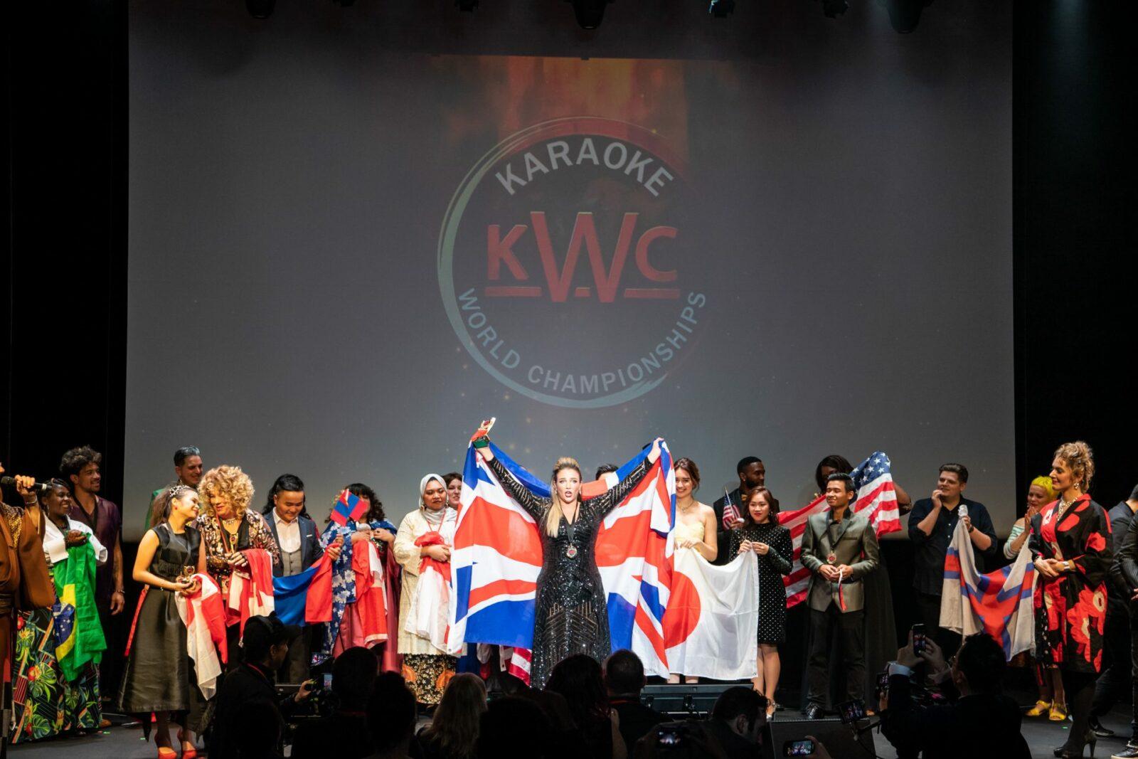 ugr 2632 - Anjo Sarnate Wins Viewer's Choice Award at the Karaoke World Championships